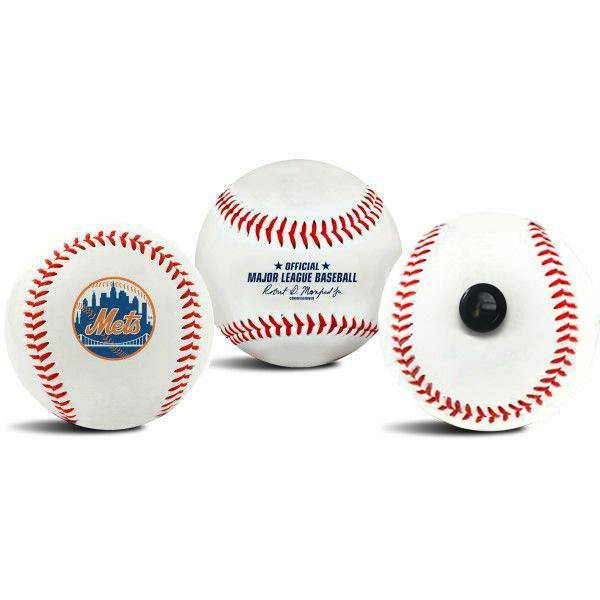 New York Mets MLB Collectible Baseball - Picture Inside - FANZ Collectibles