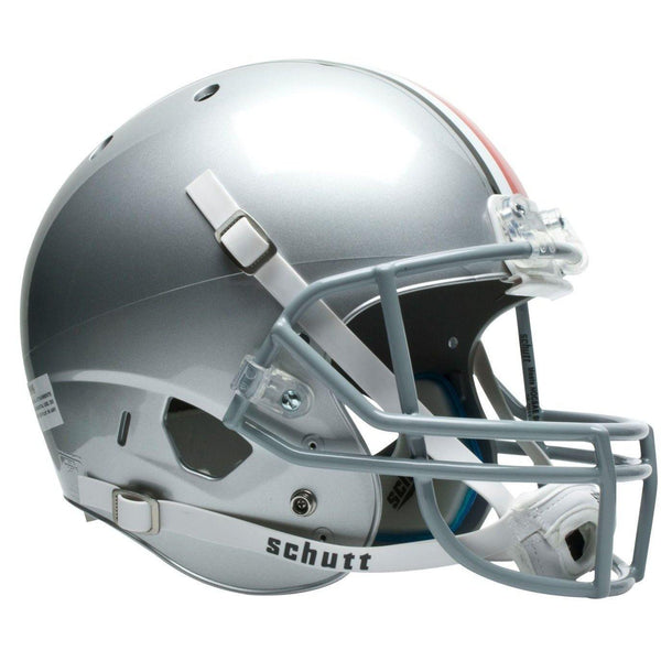 Ohio State Buckeyes College Football Collectible Schutt Mini Helmet - Picture Inside