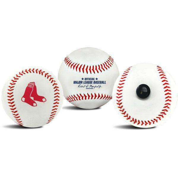 Boston Red Sox MLB Collectible Baseball - Picture Inside - FANZ Collectibles
