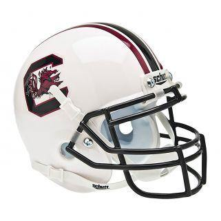 South Carolina Gamecocks College Football Collectible Schutt Mini Helmet - Picture Inside - FANZ Collectibles