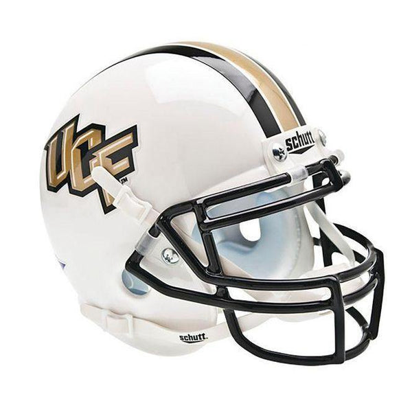 UCF Knights College Football Collectible Schutt Mini Helmet - Picture Inside - FANZ Collectibles