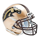 Western Michigan Broncos College Football Collectible Schutt Mini Helmet - Picture Inside - FANZ Collectibles
