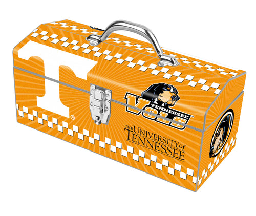 University of Tennessee Volunteers Steel Box