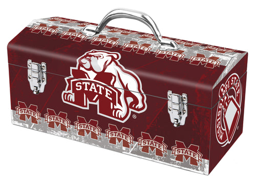 Mississippi State Bulldogs Steel Box