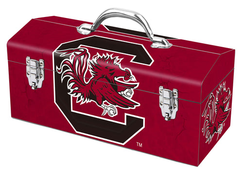 University of South Carolina Gamecocks Steel Box