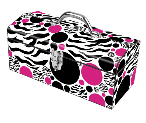Zebra Craze Deco Box