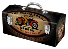 Load image into Gallery viewer, 50754 Busted Knuckle Motorcycle Deco Box