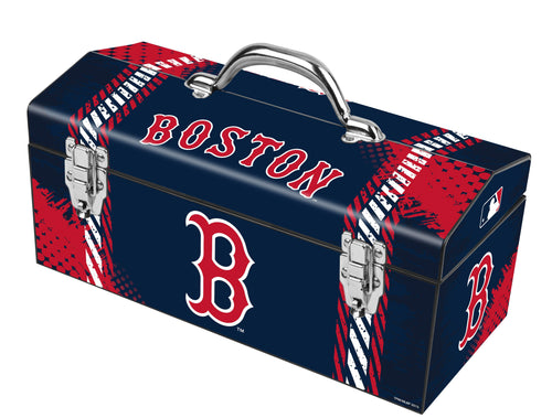 Boston Red Sox Steel Box
