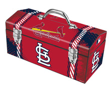 Load image into Gallery viewer, 79-027 St Louis Cardinals Tool Box