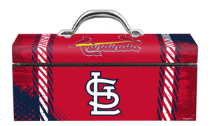 79-027 St Louis Cardinals Tool Box