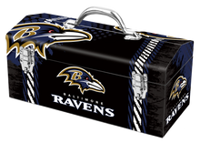 Load image into Gallery viewer, TBWNF03 BAL Ravens Tool Box