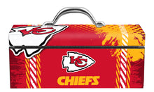Load image into Gallery viewer, TBWNF15 Kansas City Chiefs Tool Box