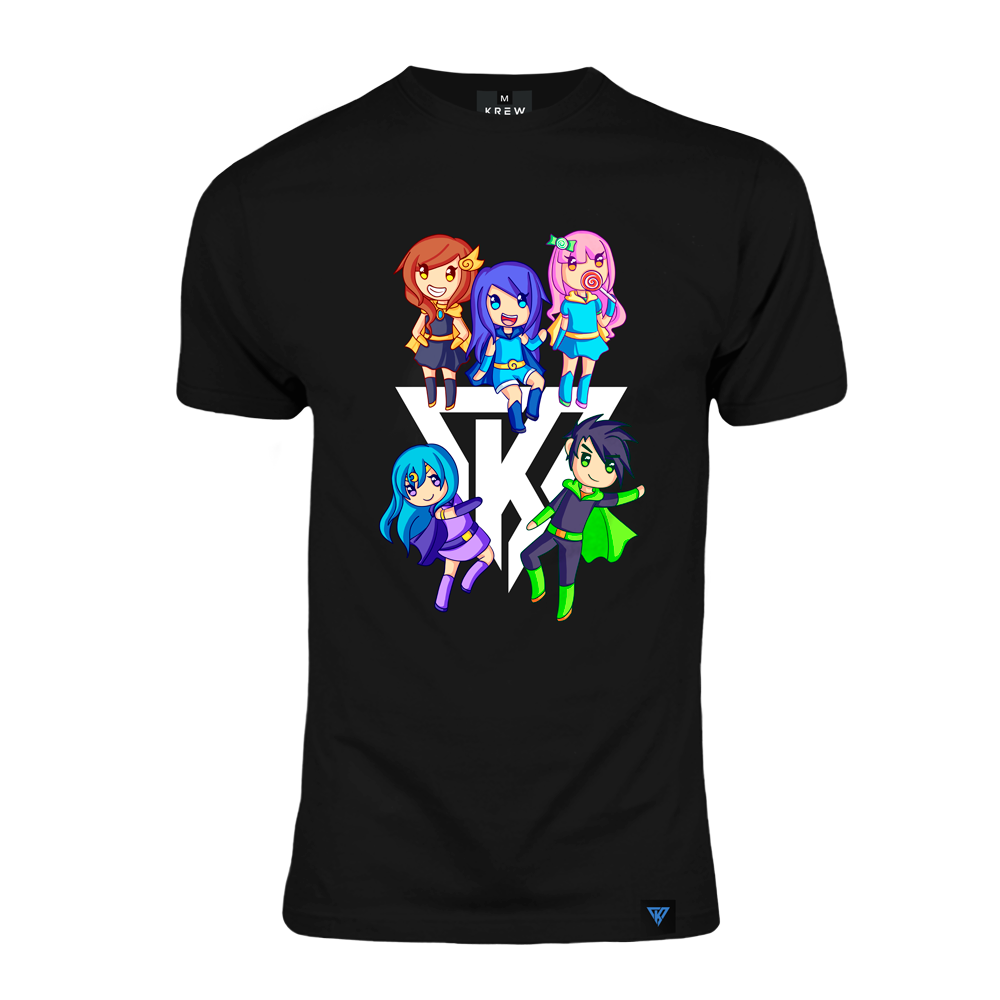 The Krew Heroes T-Shirt