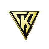 GOLD KREW PIN