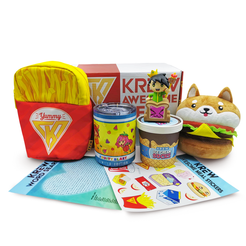 KREW AWESOME MEAL BOX