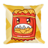 Krew Krunch Pillow