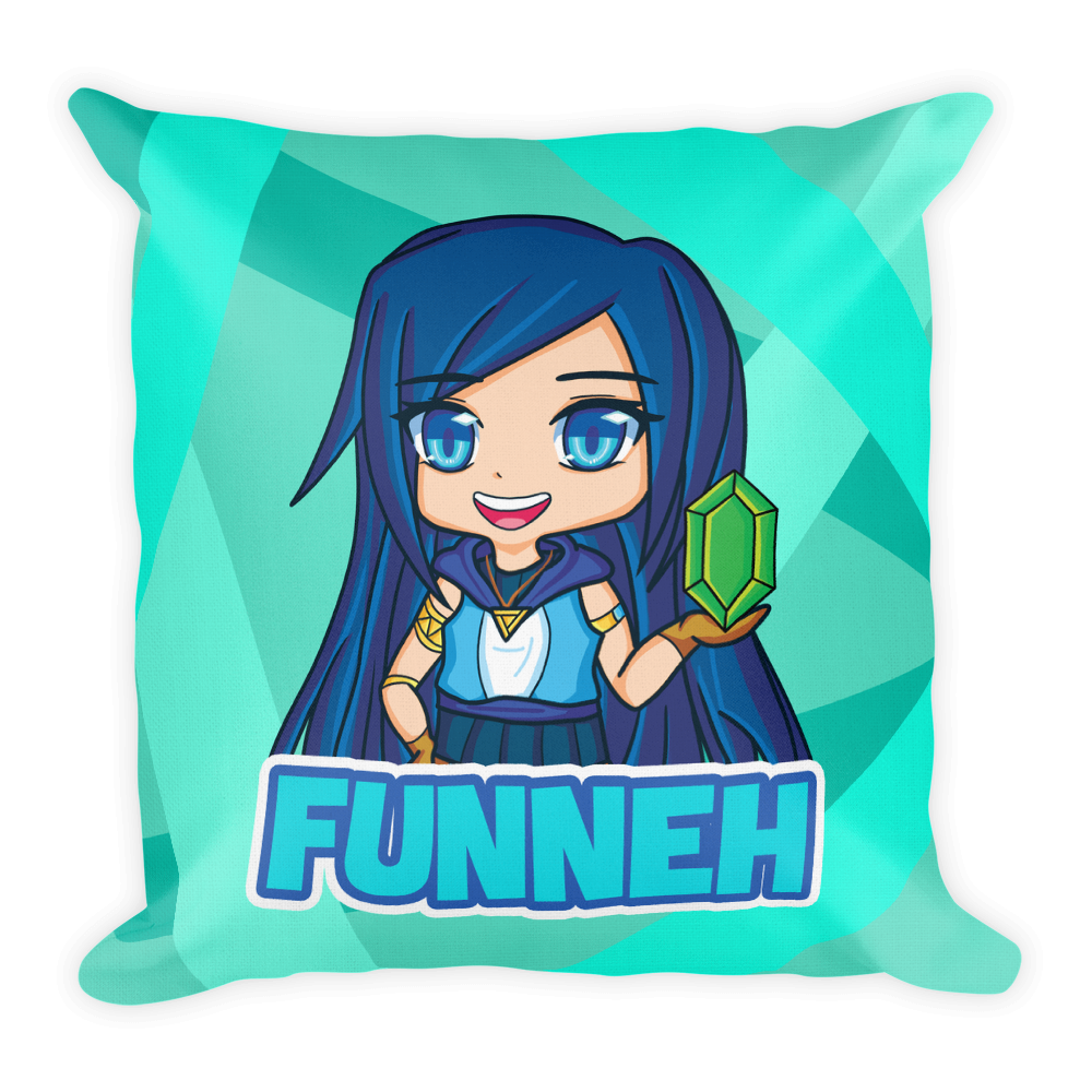 Funneh Pillow