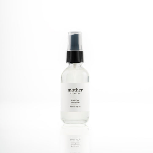 fresh face toning mist