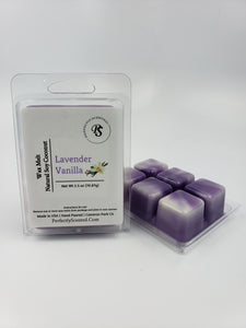 Lavender Vanilla Wax Melt - Perfectly Scented Bath and Body
