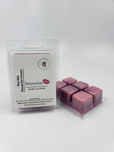 Smooches Wax Melt - Perfectly Scented Bath and Body