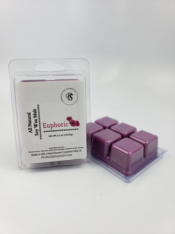 Euphoric Wax Melt - Perfectly Scented Bath and Body