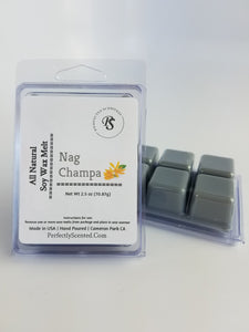Nag Champa Wax Melt - Perfectly Scented Bath and Body