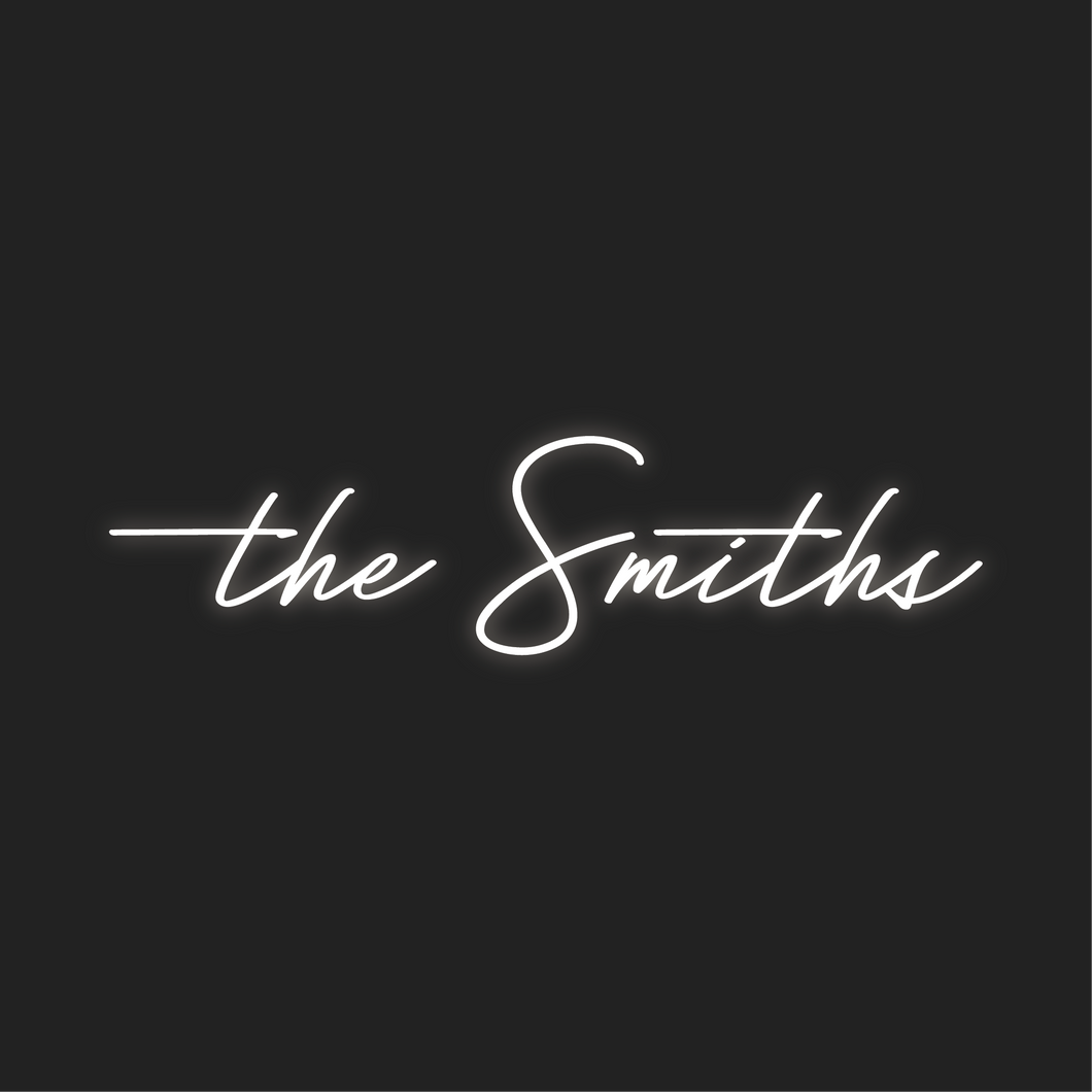 The Smiths (S & T close)