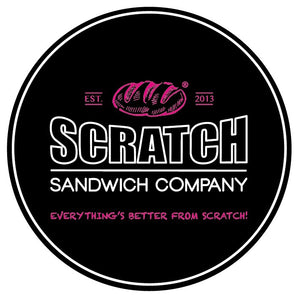 Scratch Double Line Neon