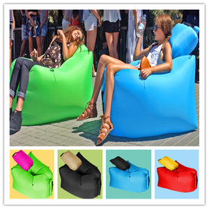 Chaise Gonflable Plage