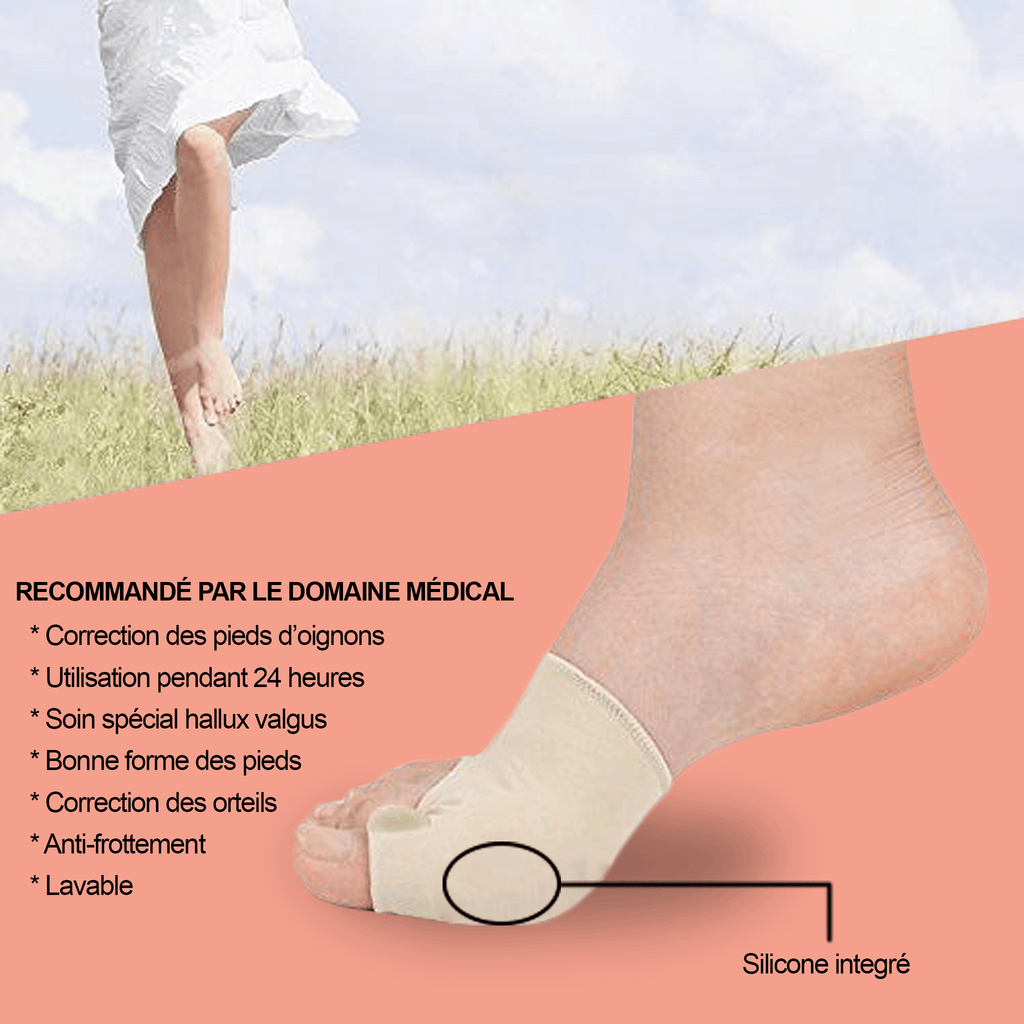 Foot Care Separateur