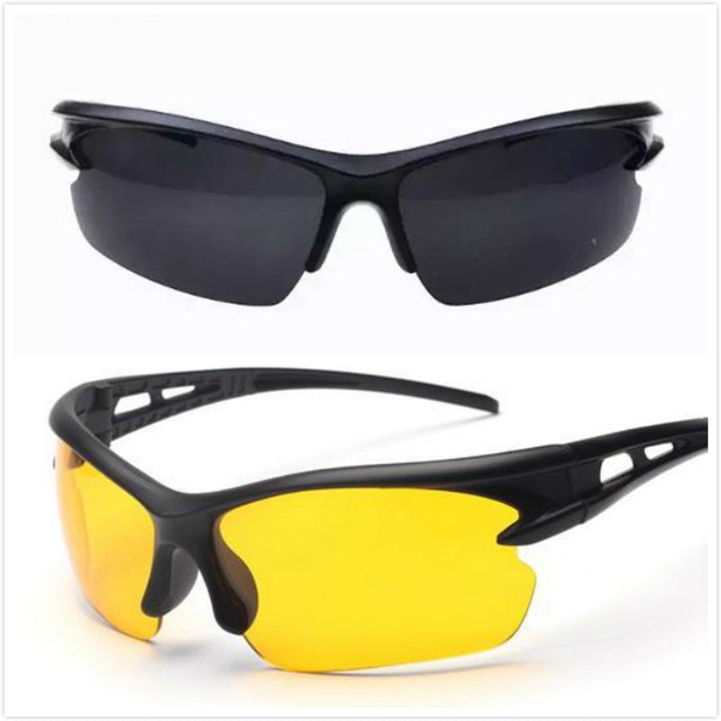 Night Vision Glasses Unisex High Definition Vision Sun Glasses Car Driving UV Protection Polarized Explosion-proof Sunglasses Ey