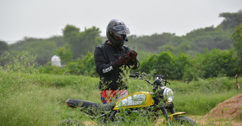 What to invest in once you have purchased your motorcycle - Ulka gear