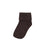 Capri Sock Chocolate Brown