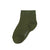 Crew Sock Army Green
