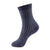 jrp socks denim white groovy midcalf sock