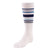 jrp socks denim white sporty knee tube sock