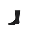 Ribbed Midcalf Sock Black