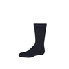 3PK Midcalf Wide Ribbed Navy