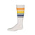 COLORED TUBE KNEE SOCK