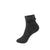 JRP Pointelle Midcalf w Bow Charcoal