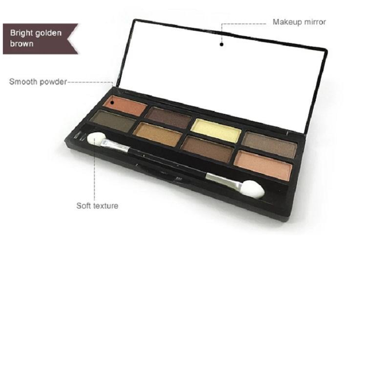 FLARE - 8 Colors Eye Shadow Makeup Palette