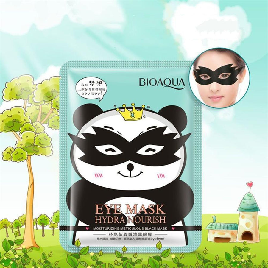 Dark Circles Removal Mask - Hydra Nourish Eye - BIOAQUA? OFFICIAL STORE