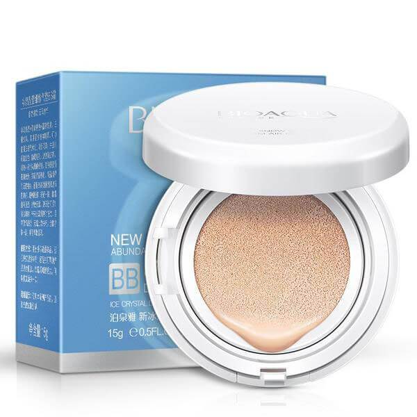 Ice Crystal Hyalo Air Cushion Brighten BB Cream