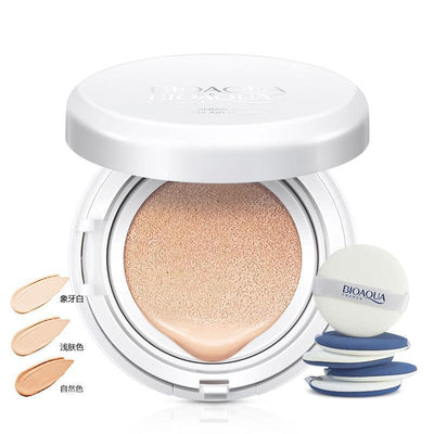 Snow BB Cream Air Cushion Extreme Bare Foundation Makeup - BIOAQUA? OFFICIAL STORE