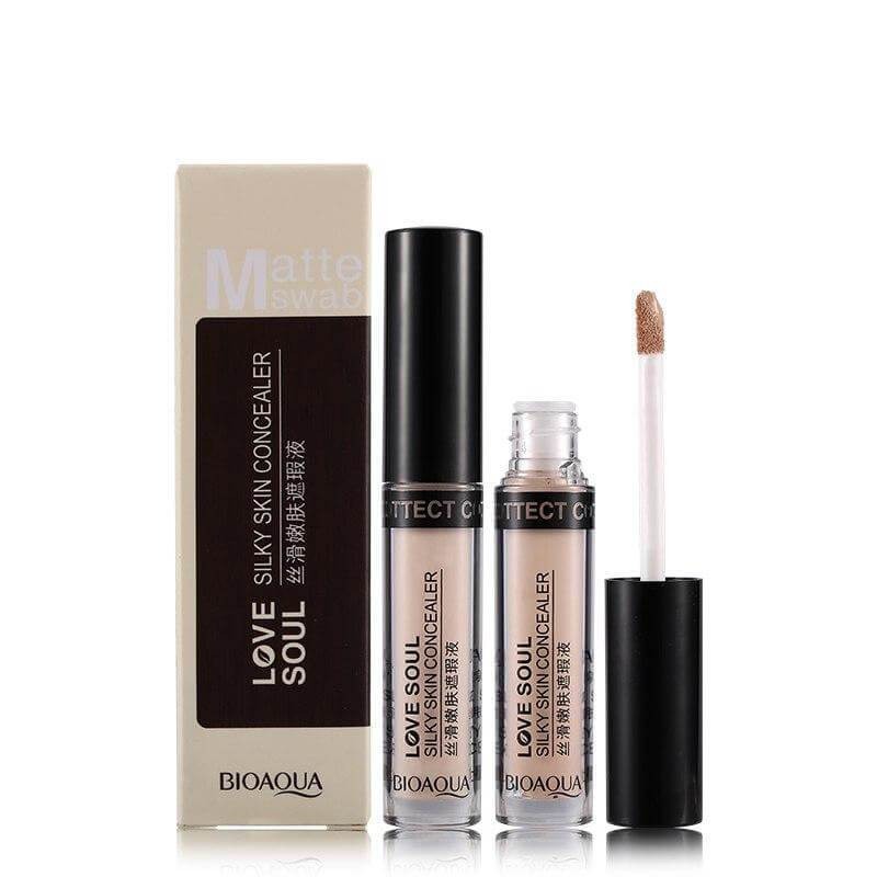 Love Soul Silky Skin Concealer - BIOAQUA? OFFICIAL STORE