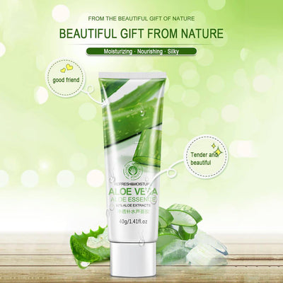 Aloe Vera Essence Gel - 92% Aloe Extracts & Refresh & Moisture - BIOAQUA? OFFICIAL STORE