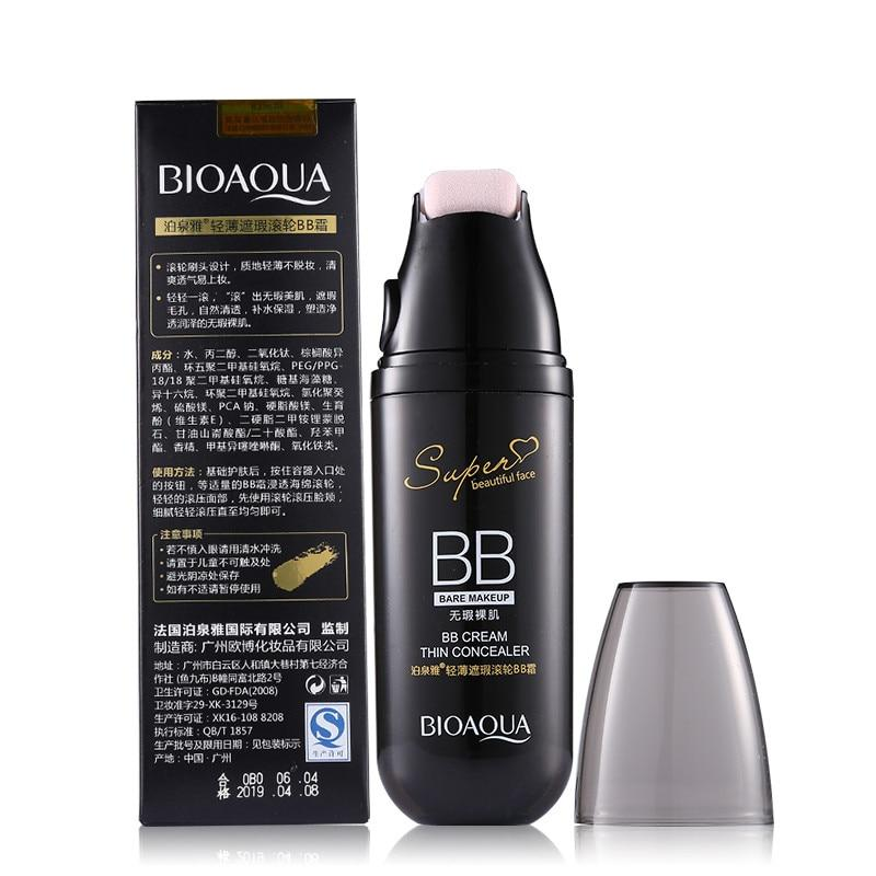 BB Cream Thin Concealer - BB Bare Makeup & Super Beautiful Face - BIOAQUA? OFFICIAL STORE