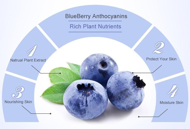 Blueberry Wonder Eye Cream - Keep Skin Young & Beautiful & Energetic - BIOAQUA? OFFICIAL STORE