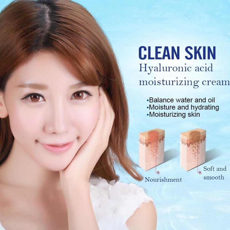 Hyaluronic Acid Moisturizing Day Cream