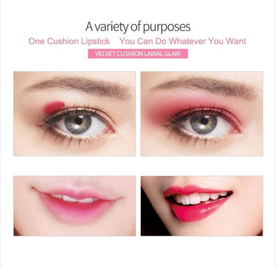 Love Soul Velvet Cushion Lip Glaze Pen - BIOAQUA? OFFICIAL STORE